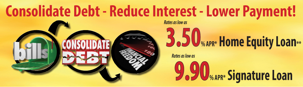 Recycle your debt to lower interest rates