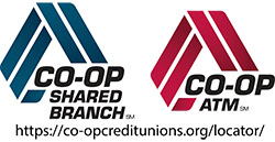 CO-OP Credit Unions Locator